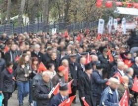 CHPliler Taksime yürüyor