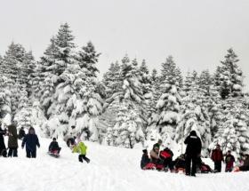 Kayak merkezlerinde durum