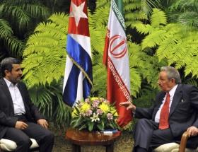 Ahmedinejad, Castro ile görüştü