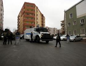 Kızıltepede KCK operasyonu: 11 gözaltı