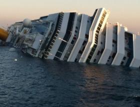 Concordia enkazı için dev opeasyon