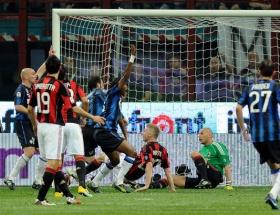 AC Milan-FC Inter derbisine doğru
