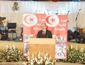 Tunusa hizmetlerimizi vermeye hazırız