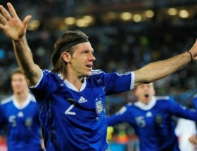 Yunanlı futbolcular aç kaldı