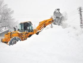 Doğu için şiddetli kar uyarısı