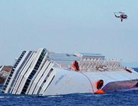 Costa Concordianın kaptanında kokain çıktı