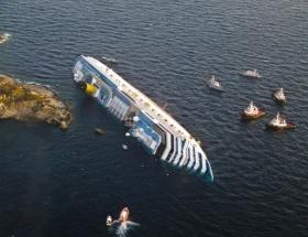 Costa Concordiada 5 ceset daha