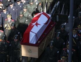 Denktaşın cenaze töreni Rum basınında