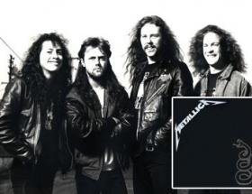 Metallicanın Black albümü 20 yaşında