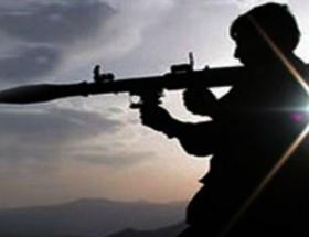 Mardinde askeri araca roketli saldırı