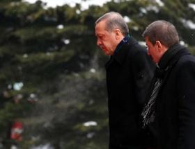 Erdoğan, Salihiyi kabul etti