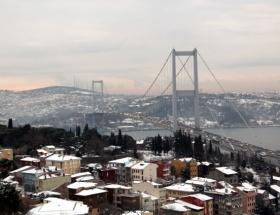 İstanbulda buzlanmaya dikkat!