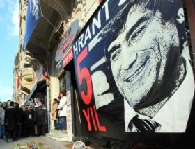 Eskişehirde Hrant Dink için meşaleli yürüyüş