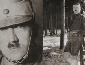 Kısa pantolonlu Hitler
