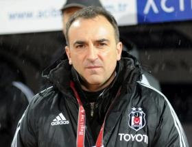 Carvalhal Beşiktaşa veda etti