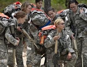 ABDli kadın askerler dava açtı