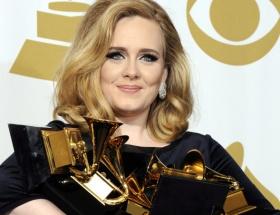 Grammyde Adele fırtınası