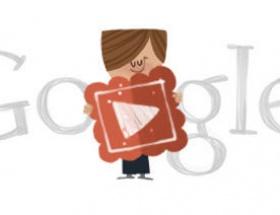 Google, sevgililer gününü unutmadı