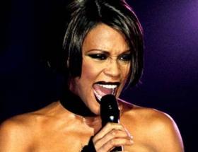 Whitney Houston albümlerine ölüm zammı