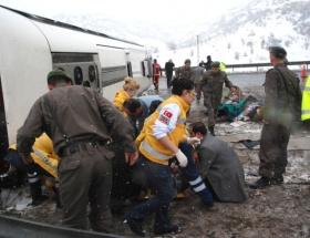 Ankarada korkunç kaza