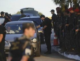 Brezilyada kimyasal gaz alarmı