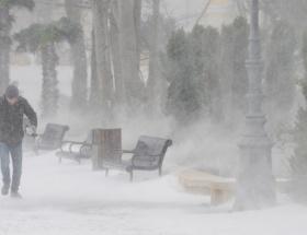 Avrupanın kar kabusu: 600 ölü