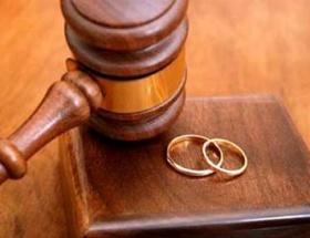İlginç bir boşanma hikayesi