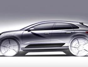 Porschenin yeni SUVu Macan