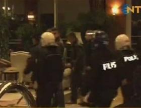 Libyalı  askerler Antalyada olay çıkardı
