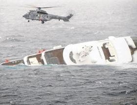 Gine açıklarında gemi faciası