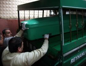 Shadidin cenazesi Lübnana gönderildi