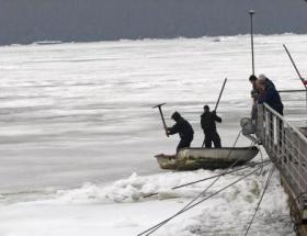 Tunanın buzları Karadenize geliyor