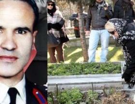 Şehit albayın mezarı açıldı