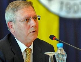 Mezarımda Fenerbahçe Kulübü Başkanı yazacak