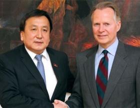 ABDden Kırgızistan çıkarması