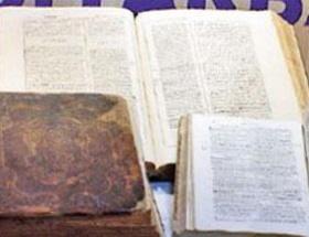 Esrarengiz İncil Ankarada