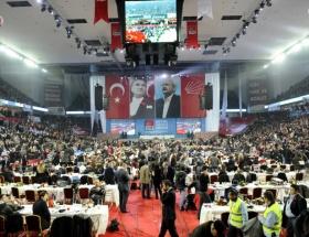 CHP yerel seçimler için start verdi