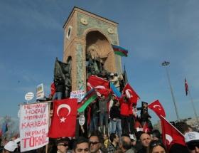 Hocalı katliamı protesto edildi