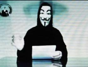 Anonymous Başbakanlıkı hackledi