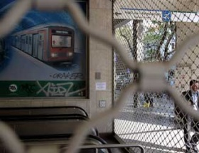 Atina metrosuna saldırı girişimi