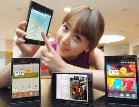 LG, Optimus VUyu tanıttı