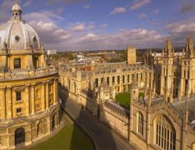 Ahmet Ertegünün eşinden Oxford Üniversitesine rekor bağış