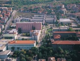 Başkentte öğrenci kavgası