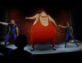 Disneylanddeki obezite gösterisi kaldırıldı