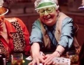 Pokerci nineler zorda