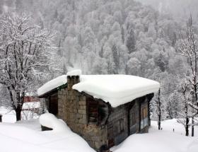 Kartepede kar kalınlığı 53 santimetre