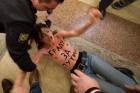 FEMEN seçim bastı
