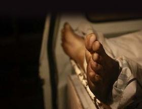 Doğubayazıtta bir kişinin cesedi bulundu