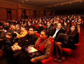 Türk sinemasının 100. yılı Aliağada kutlandı
