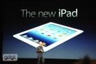 Yeni iPadin tanıtımı yapıldı